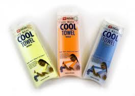 COOL TOWEL SINGLE - chlazení bez chemie